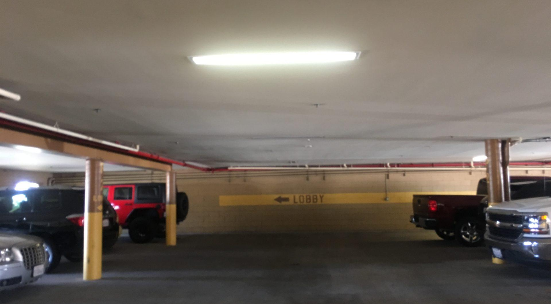 Orange County Parking Lot Light Repair Services