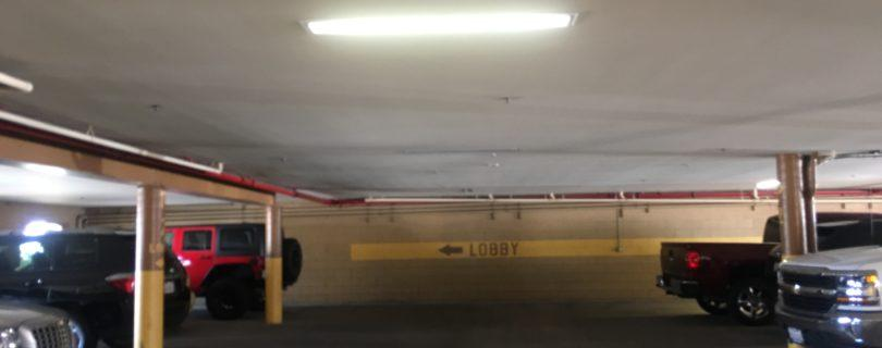 Orange County Parking Lot Light Repair Services